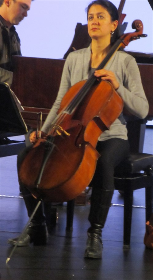 Elena Cheah Cello 4
